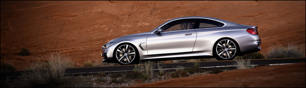 BMW 4-Reeks Coupe Concept