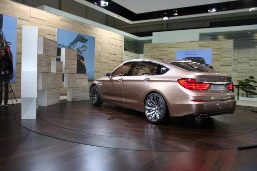 BMW 5-Reeks GT Concept