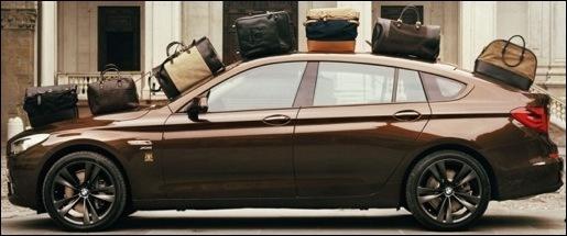 BMW 5-Reeks GT Trussardi