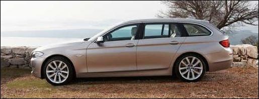 Gelekt: BMW 5-Reeks Touring