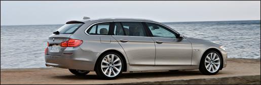 BMW 5-Reeks Touring