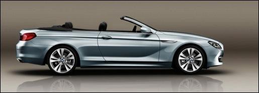 BMW 6-Reeks Cabrio Impressie