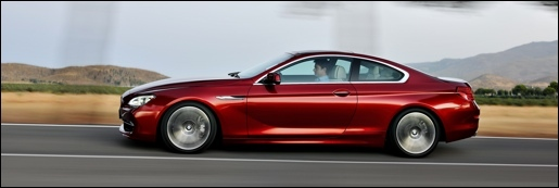 BMW 6-Reeks Coupe
