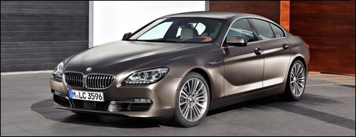 BMW 6-Reeks Gran Coupe