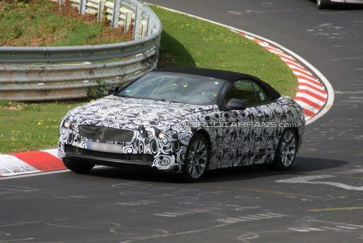 BMW 6-Reeks spyshots