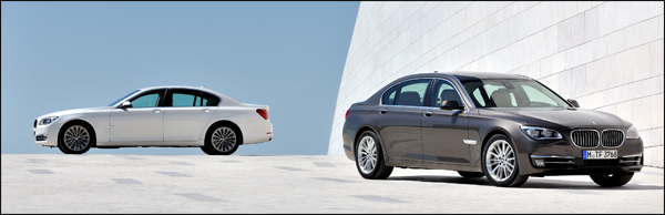 BMW 7-Reeks Facelift 2013