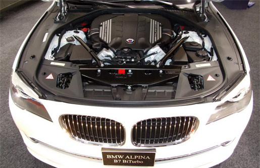 BMW Alpina B7 LWB