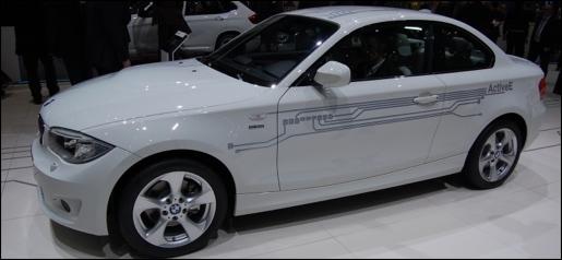BMW 1-Reeks ActiveE