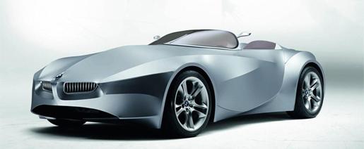 BMW GINA Light Vision Concept