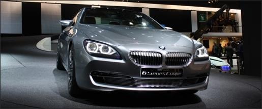 BMW 6-Reeks Coupé Concept
