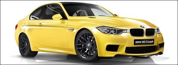BMW M3/M4 2014