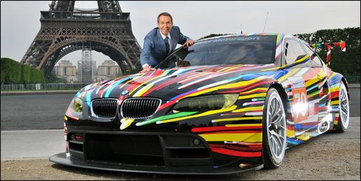 BMW Art Car M3 GT2 Le Mans