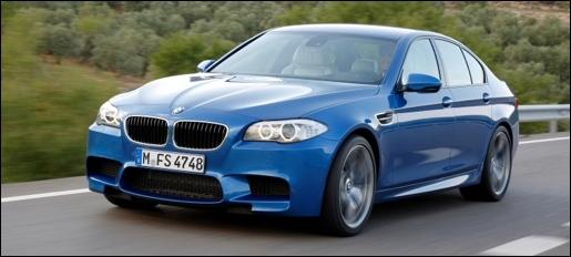 BMW M5 F10 officieel