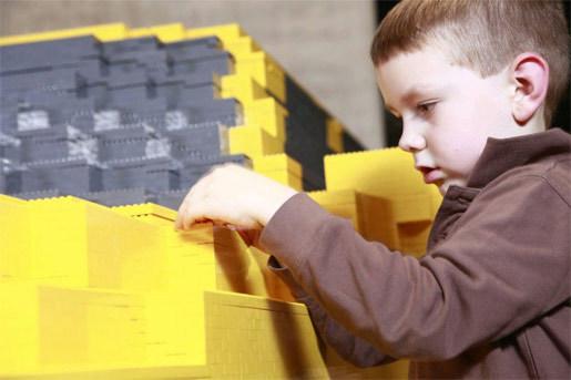 BMW X1 Lego