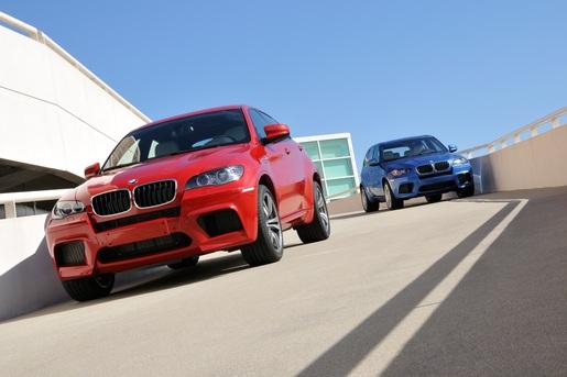BMW X5 M X6 M