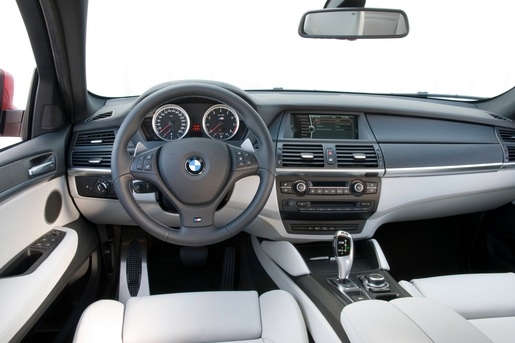 Officieel bmw x5 m x6 m for Interieur x5
