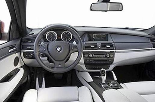 BMW X6 M Gelekt