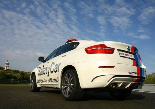 BMW X6 M Safetycar