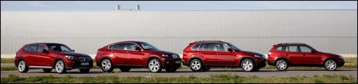 BMW X-Familie
