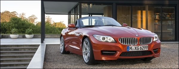 BMW Z4 Facelift E89 2013