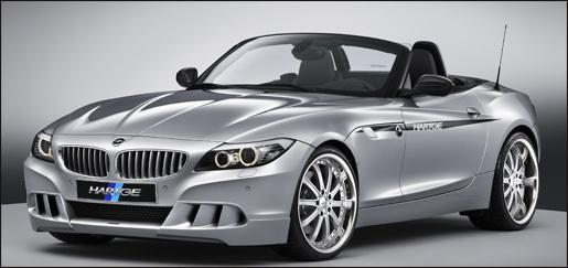 BMW Z4 Hartge