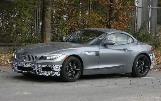 BMW Z4 M Gespot