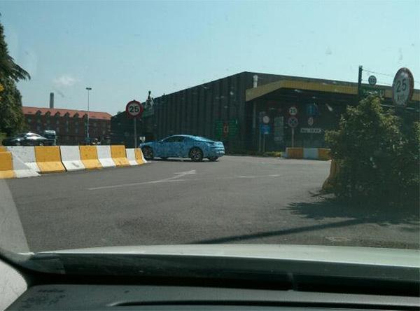 BMW i8 eletric hybrid