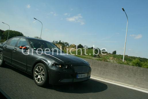 Spyshots BMW 5-Reeks