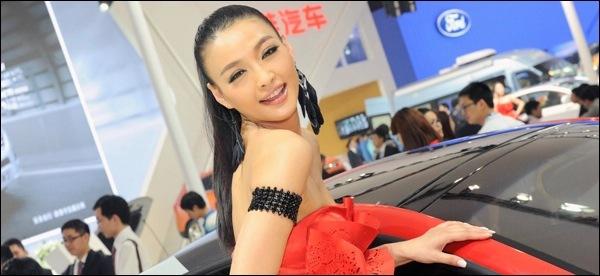 Babes autosalon Peking 2012