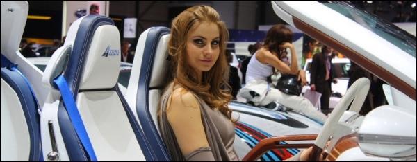 Autosalon Geneve 2012 Babes