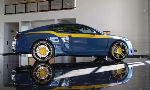 Bentley Continental LE MANSory Widebody 007