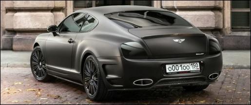 Bentley TopCar Continental GT Speed