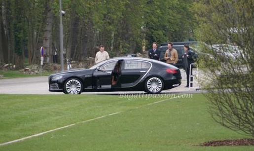 Bugatti 16C Galibier gespot