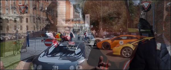 Harry Metcalfe Bugatti Veyron Vitesse Mille Miglia Lamborghini Giro Grande Countach