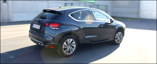 Citroen DS4 1.6 eHDi