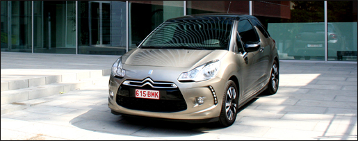 Citroen DS3 header