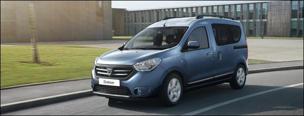 Dacia Autosalon Brussel 2013 dokker logan lodgy duster sandero