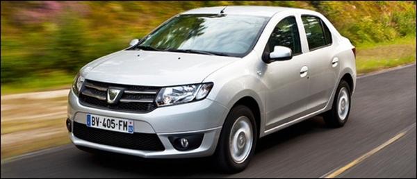 Dacia Logan 2 2013