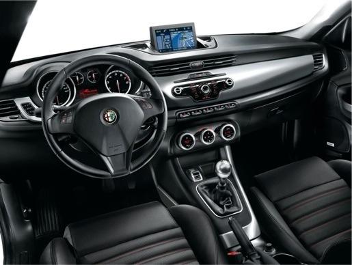 Detail Giulietta Ori on Alfa Romeo 8c