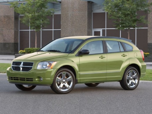 Dodge Caliber Facelift