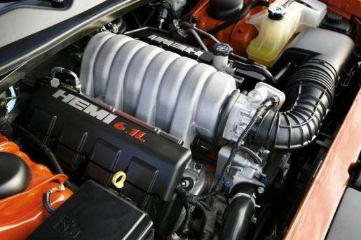 Officieel: Dodge Challenger SRT8