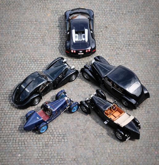 Expo 100 jaar Bugatti