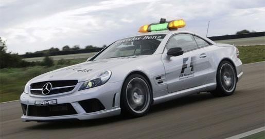 F1 AMG safetycars