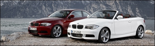 BMW 1-Reeks Coupe Cabrio facelift