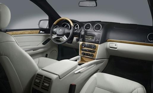 Mercedes GL-Klasse Facelift