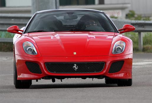 Ferrari 599 GTO Roadster