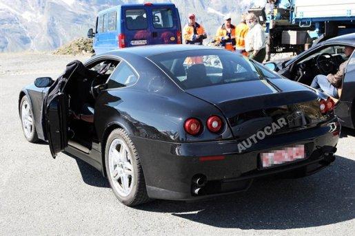 Ferrari 612 Scaglietti opvolger