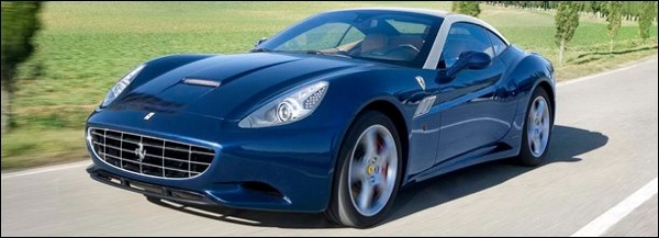 Ferrari California 2012 Update