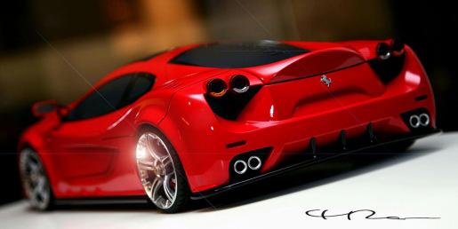 Ferrari Rosa Dino