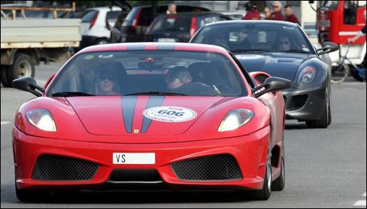 Ferrari Tribule 1000 Milgia